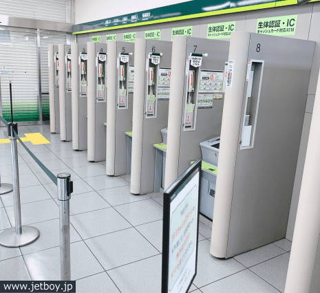 三井住友銀行ATMの画像